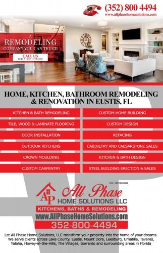 All Phase Home Solutions,LLC