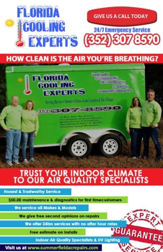 Florida Cooling Experts