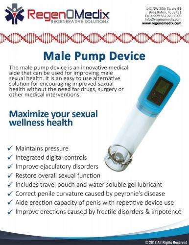 Male Pump 2