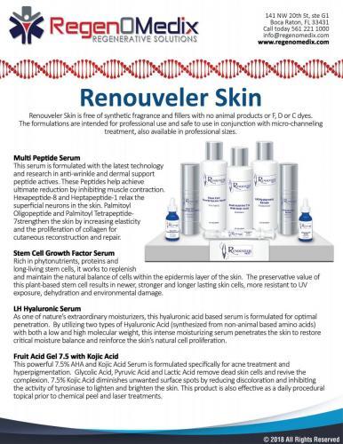 Renouveler Skin