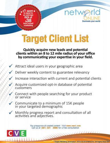 Target Client List